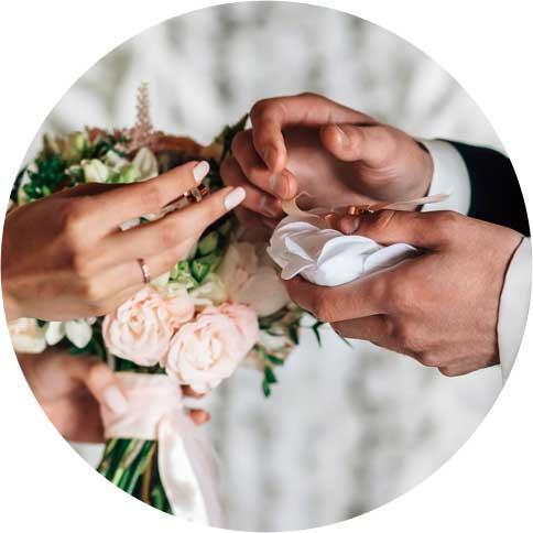 Formule organisation mariage écriture de cérémonie