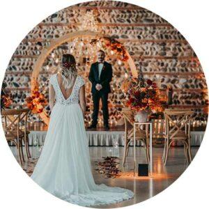 Formule organisation mariage partielle